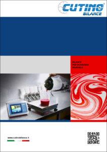 Copertina catalogo dosaggio manuale