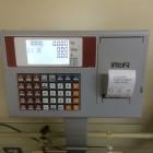 Bilancia elettronica Waage mod. Iron