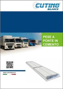 copertina catalogo pesa a ponte cemento precompresso